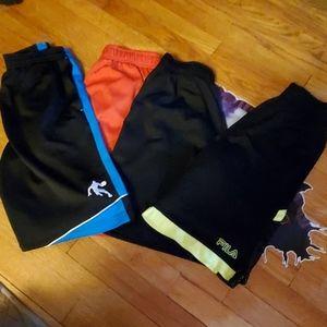 Bundle of 4 boys shorts